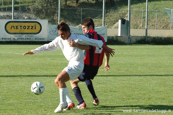 Il difensore brasiliano in prova Lucas Favarin